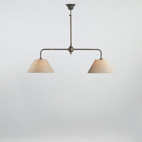 0187-2F-SHA-DB - Kroonluchter - Landelijke meubels en verlichting - Sarah Mo
