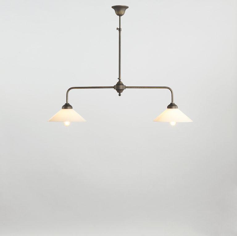 0187-2F-V0625-DB - Kroonluchter - Landelijke meubels en verlichting - Sarah Mo