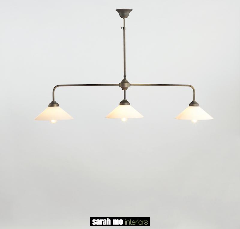 0187-3F-V0625-DB - Kroonluchter - Landelijke meubels en verlichting - Sarah Mo