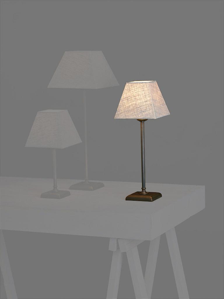 0260-30-DB - Lampenkap - Landelijke meubels en verlichting - Sarah Mo