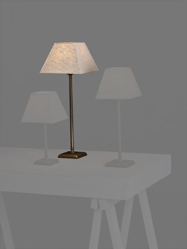0260-40-DB - Lampenkap - Landelijke meubels en verlichting - Sarah Mo