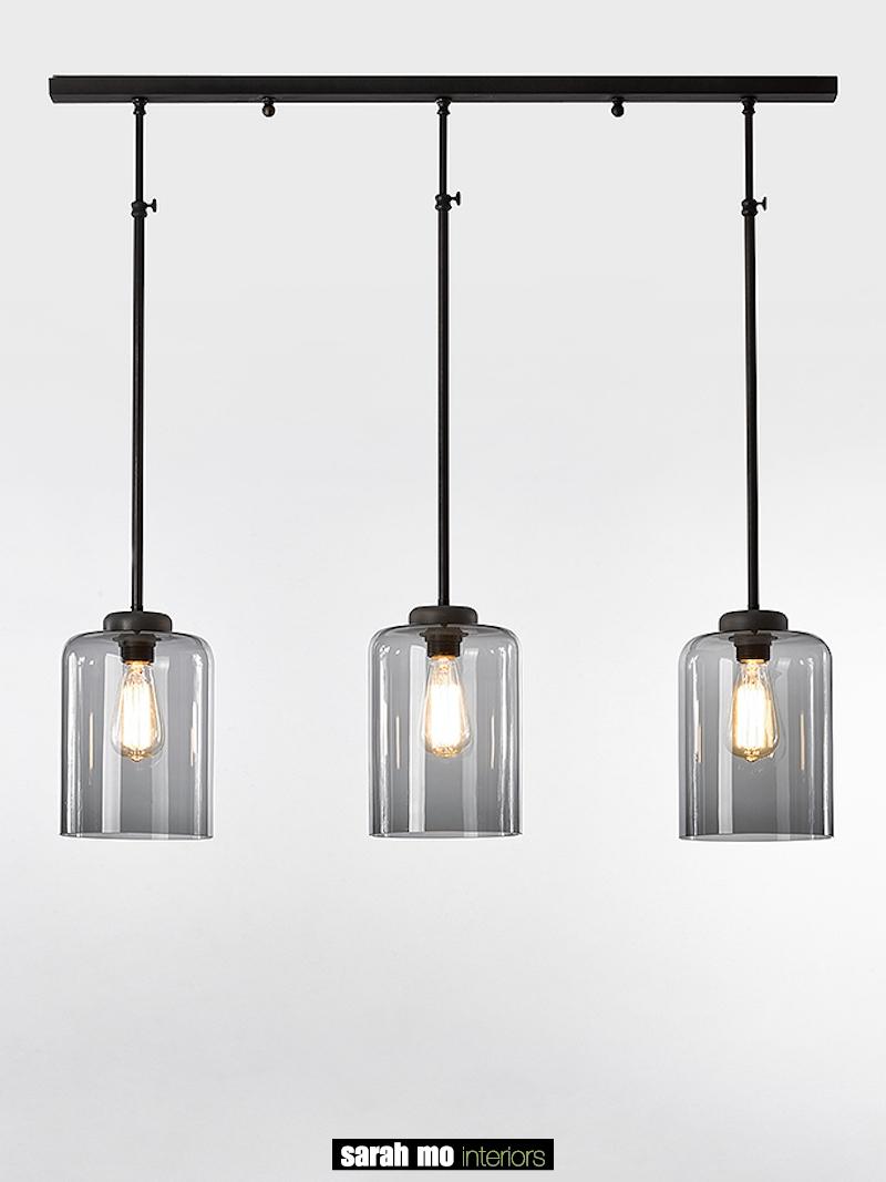 0282-3F-DB - Kroonluchter - Landelijke meubels en verlichting - Sarah Mo