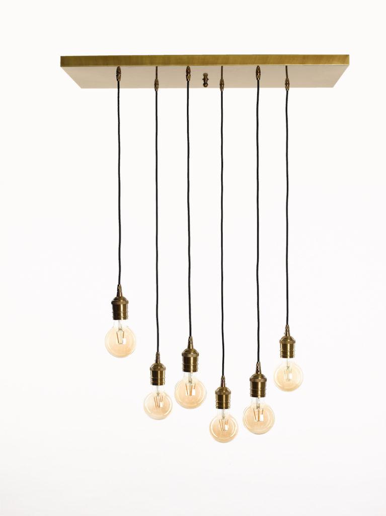06710-PL6-OTT - Kroonluchter - Landelijke meubels en verlichting - Sarah Mo