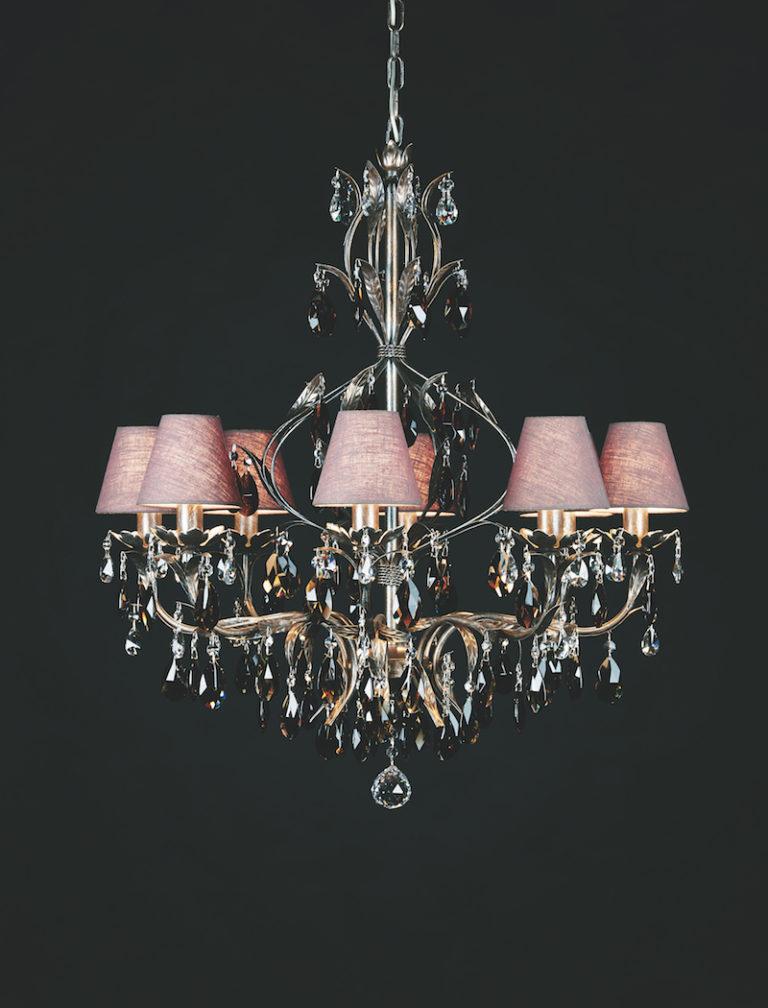 1310-8-ARG ANT + FUME - Verlichting - Landelijke meubels en verlichting - Sarah Mo