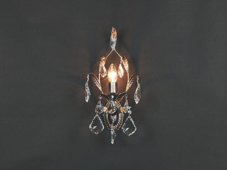 1310-A1-ARG ANT +VIOLIN - Kroonluchter - Landelijke meubels en verlichting - Sarah Mo