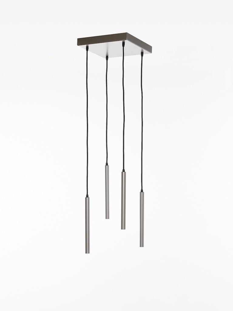 1408-S4-SQ-LED-CH - Kledinghanger - Landelijke meubels en verlichting - Sarah Mo