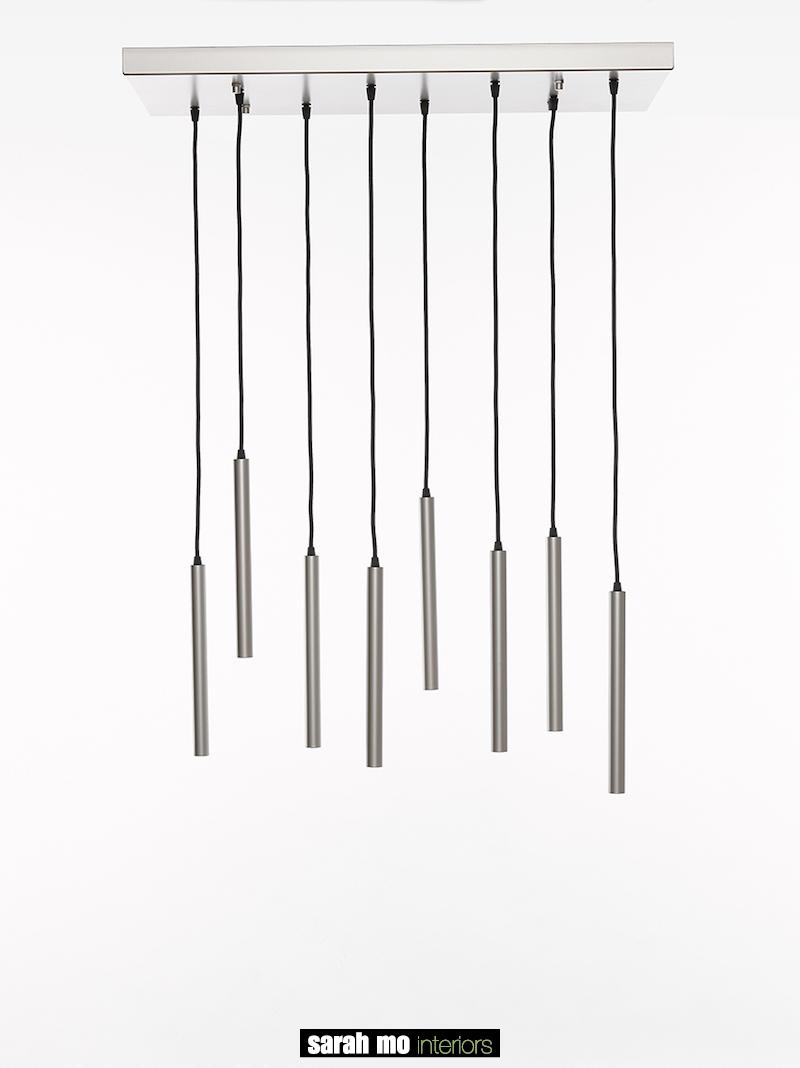 1408-S8-RECT-LED-CH - Rechthoek - Landelijke meubels en verlichting - Sarah Mo