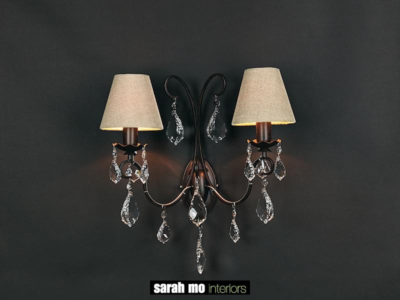 1510-A2-RUST + VIOLIN - Lichtpunt - Landelijke meubels en verlichting - Sarah Mo