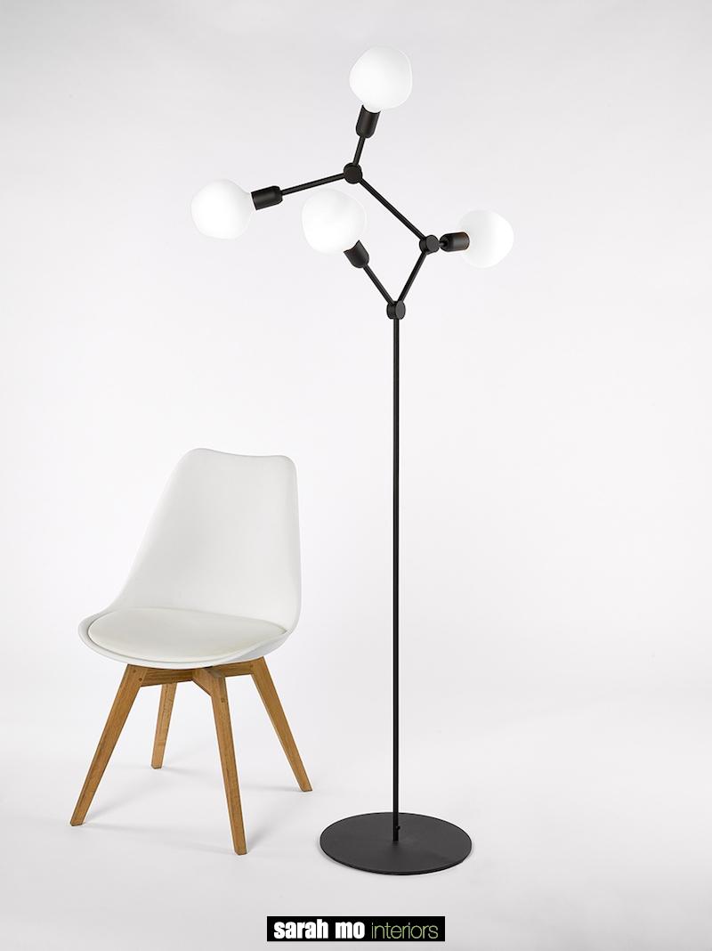 1808-FL4-NE - Lichtpunt - Landelijke meubels en verlichting - Sarah Mo