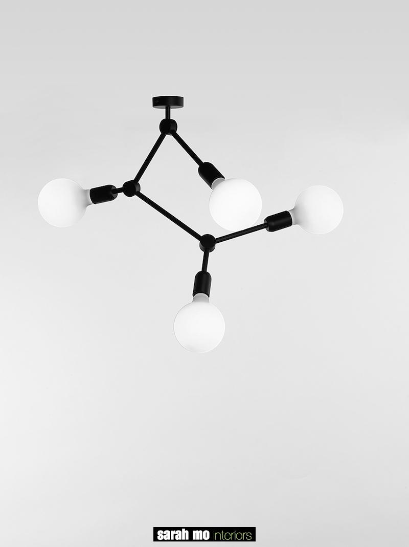 1808-PL4-NE - Lamp - Landelijke meubels en verlichting - Sarah Mo