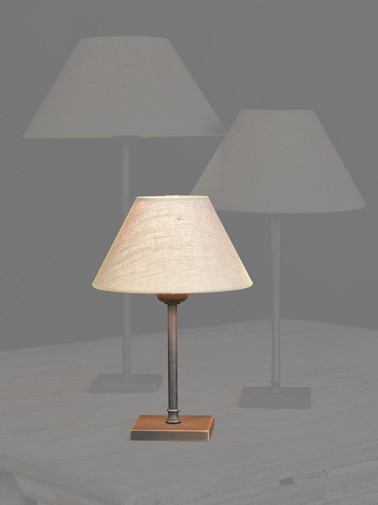 0255-20-DB - Lampenkap - Landelijke meubels en verlichting - Sarah Mo