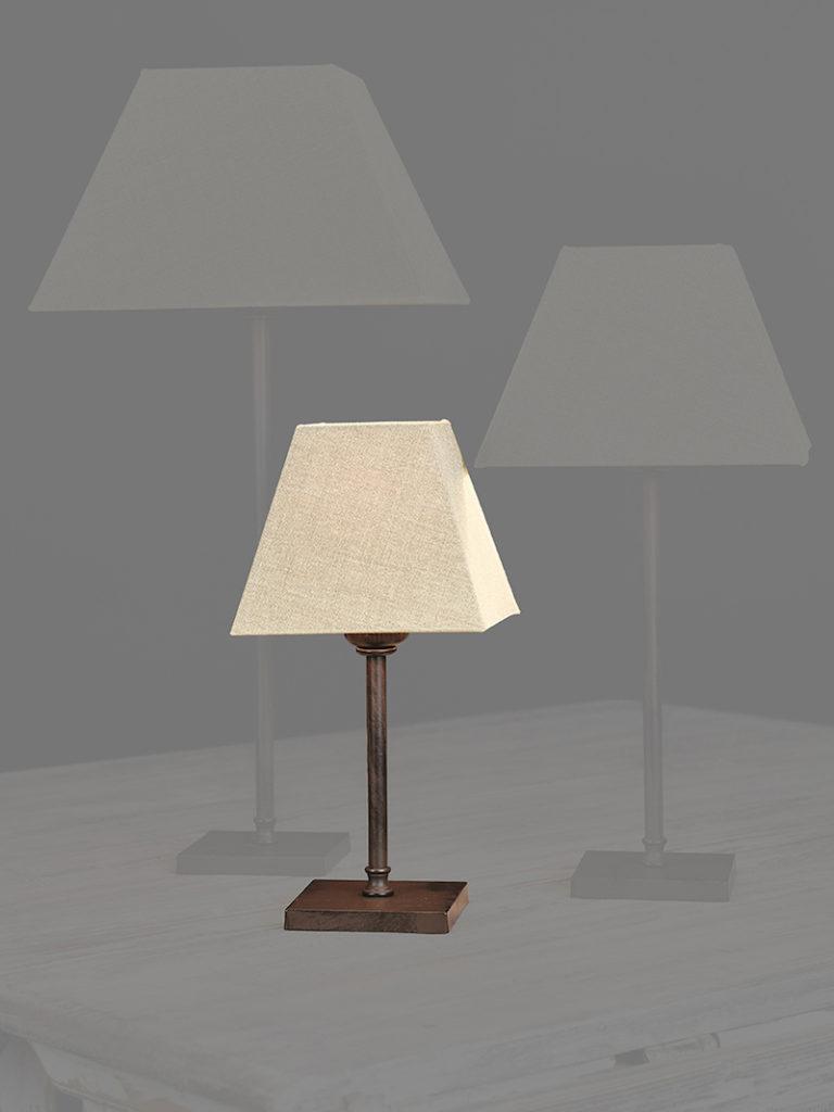 0255-20-MN - Lampenkap - Landelijke meubels en verlichting - Sarah Mo