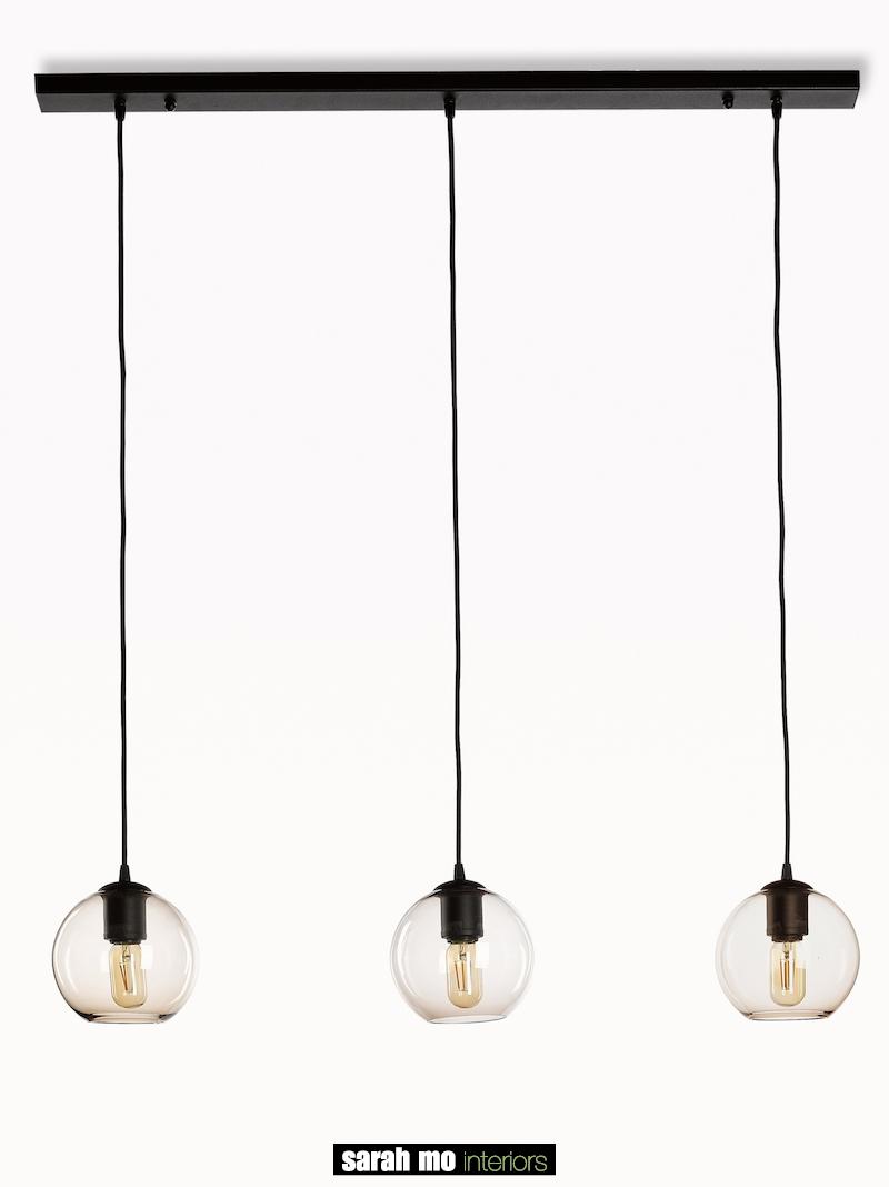 2606-T3-100-GL-NE - Licht - Landelijke meubels en verlichting - Sarah Mo