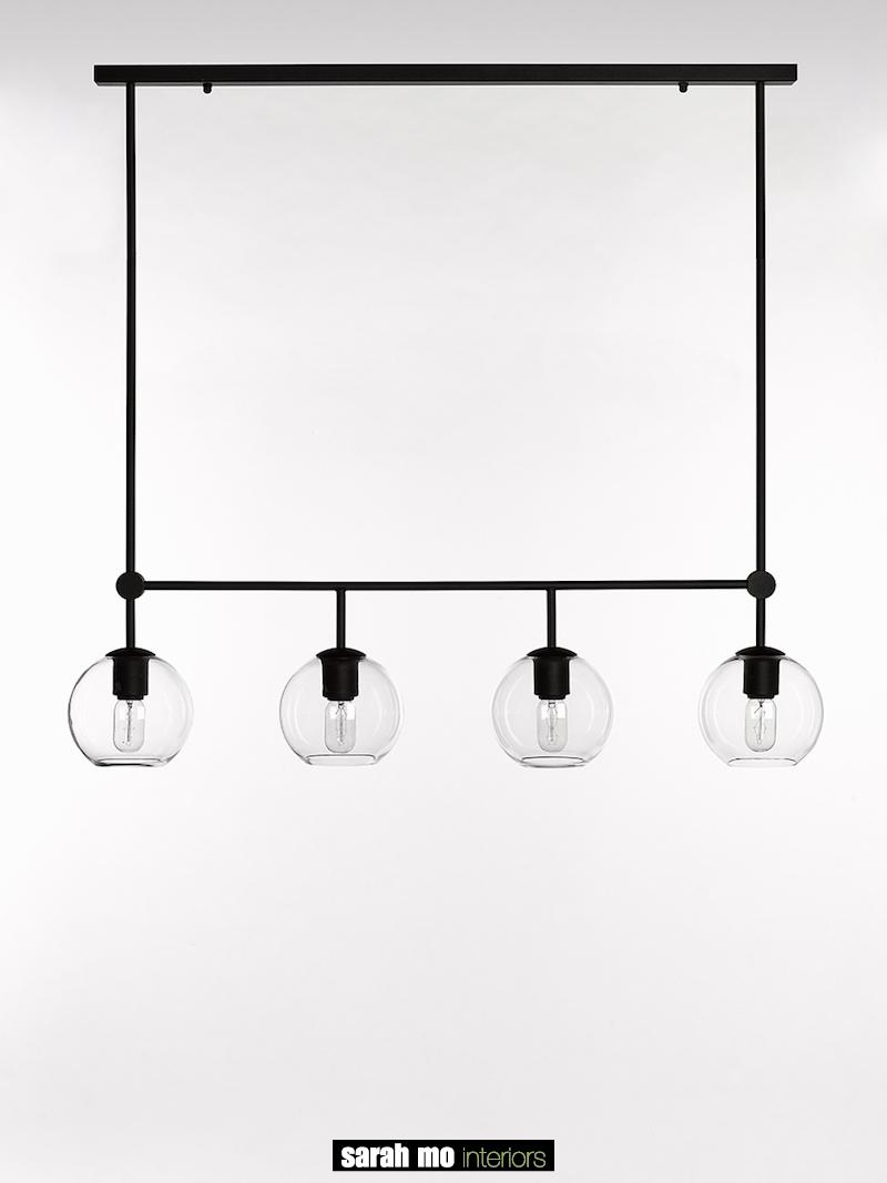 2606-T4-GL-NE - Licht - Landelijke meubels en verlichting - Sarah Mo