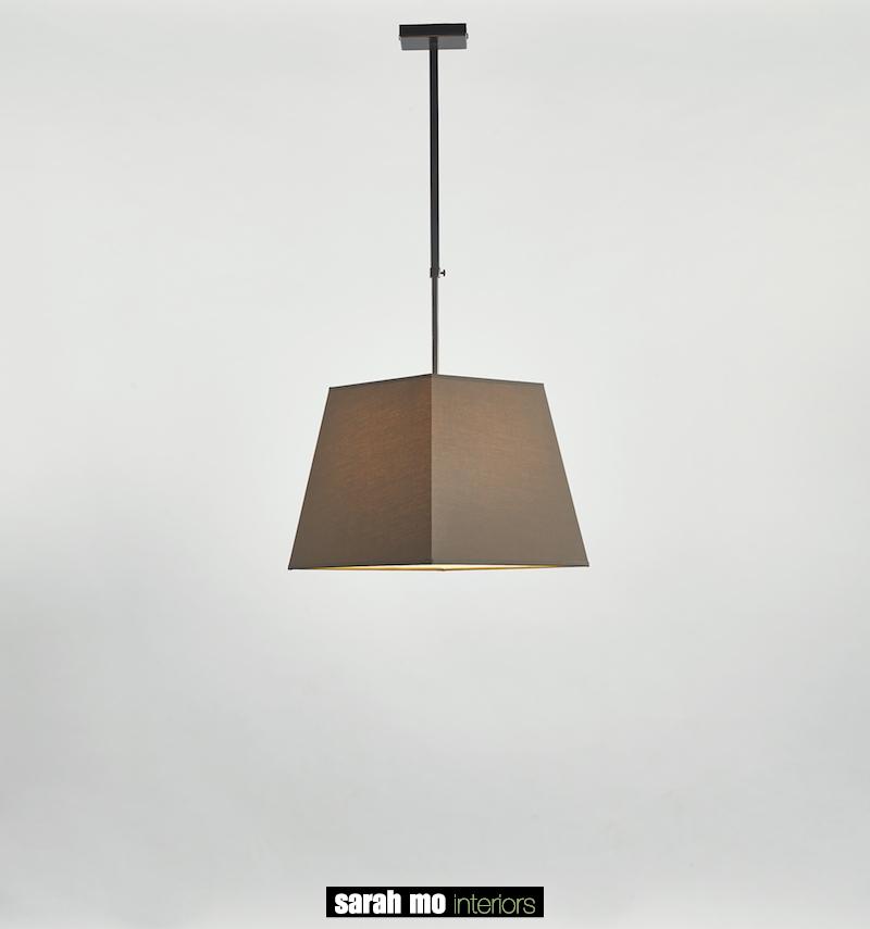 2610-S1-Q-DB - Lampenkap - Landelijke meubels en verlichting - Sarah Mo