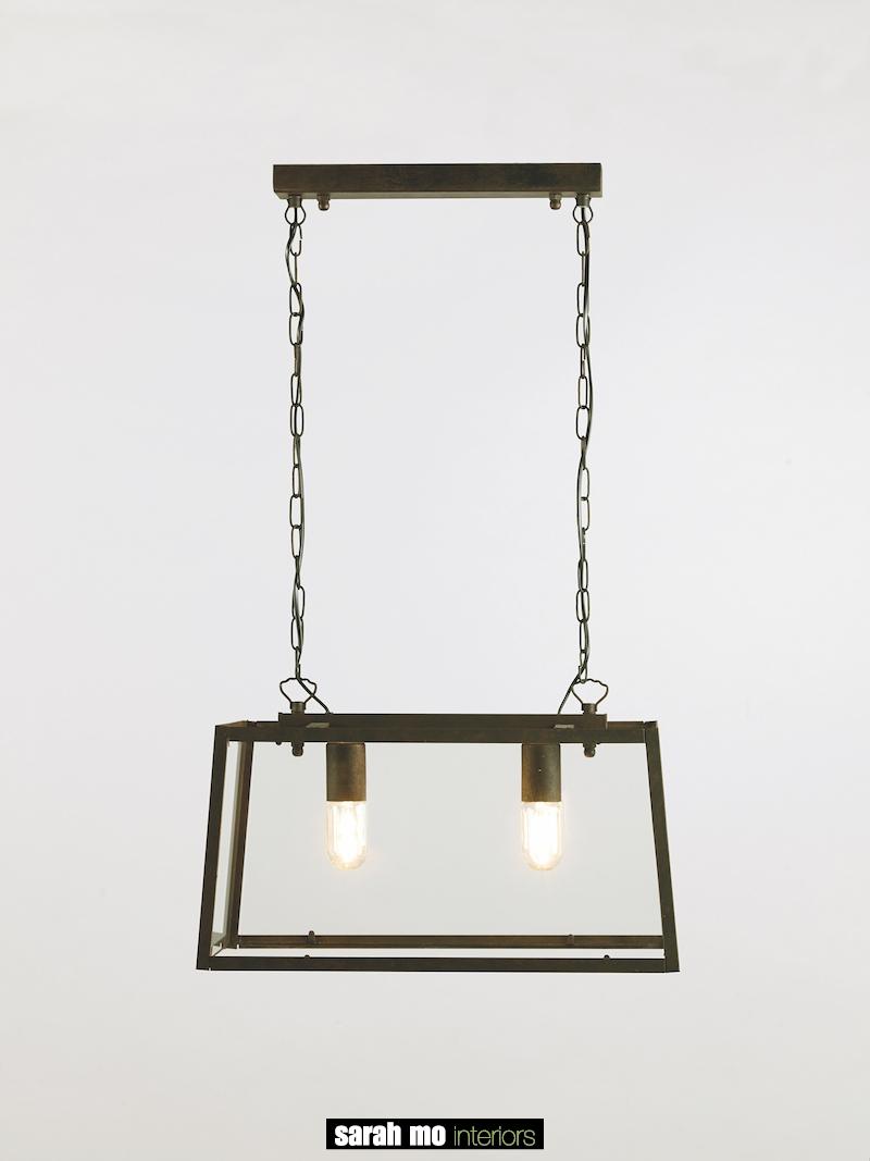 3111-2GAB-RU - Lichtpunt - Landelijke meubels en verlichting - Sarah Mo