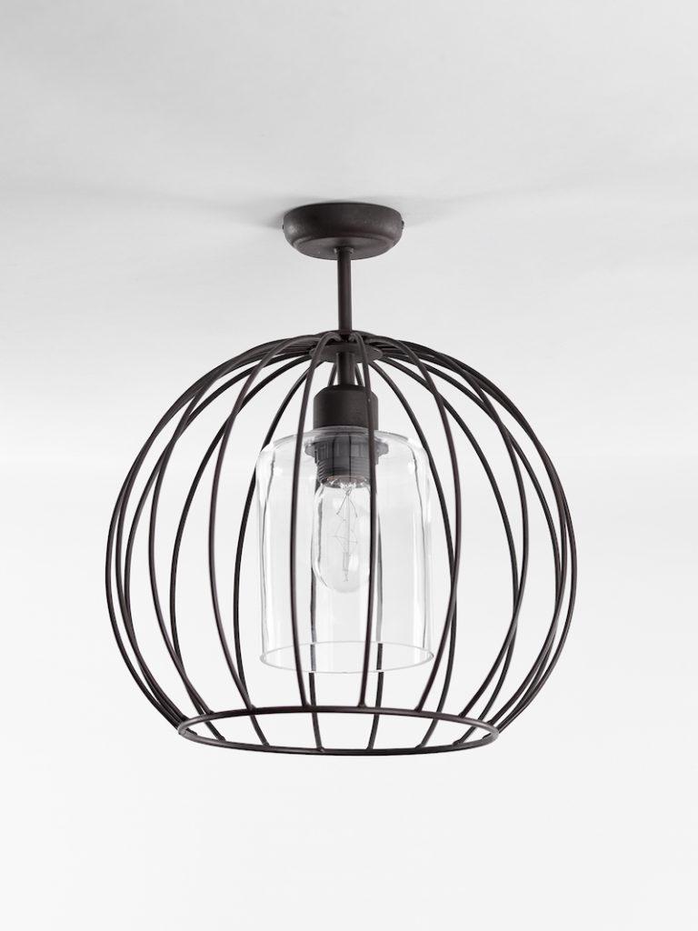3298-PL1-30-RU - Kroonluchter - Landelijke meubels en verlichting - Sarah Mo