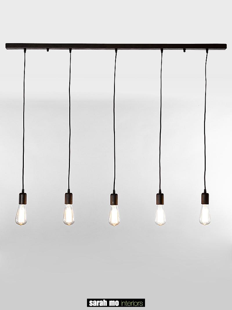 3345-T5-RU - Lichtpunt - Landelijke meubels en verlichting - Sarah Mo