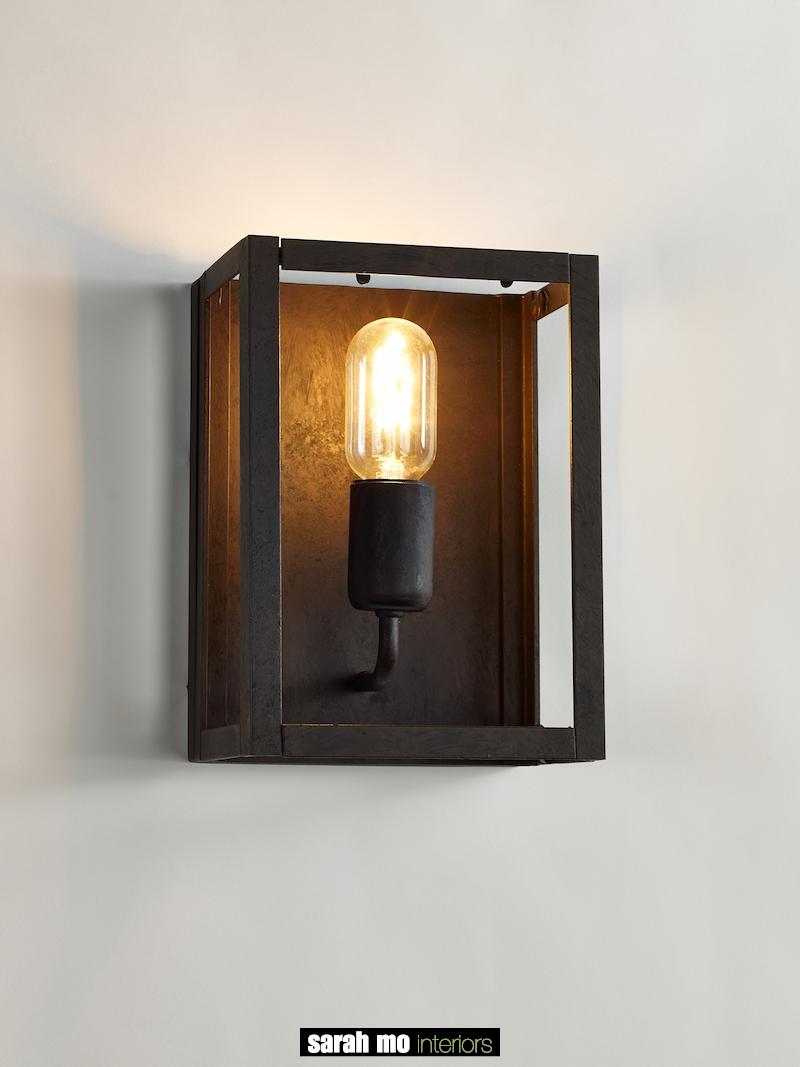 3366-A1-RUST - Blaker - Landelijke meubels en verlichting - Sarah Mo