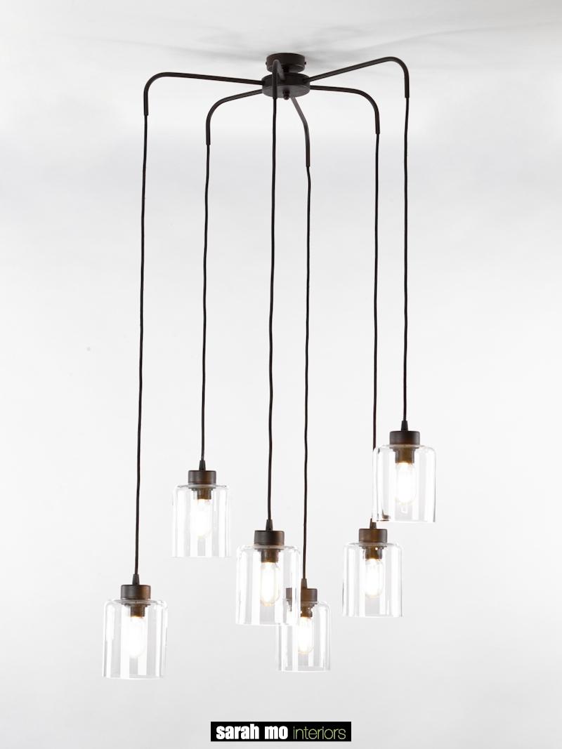3393-6-RU - Lichtpunt - Landelijke meubels en verlichting - Sarah Mo