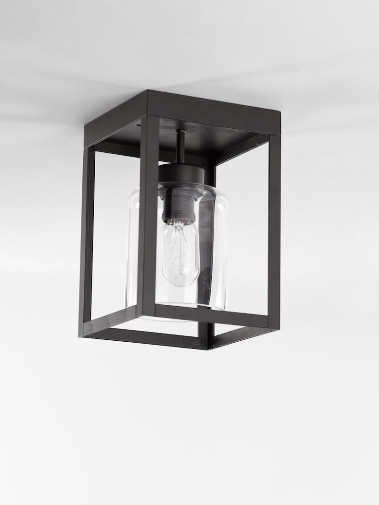 3408-PL1-RU - Plafondarmatuur - Landelijke meubels en verlichting - Sarah Mo
