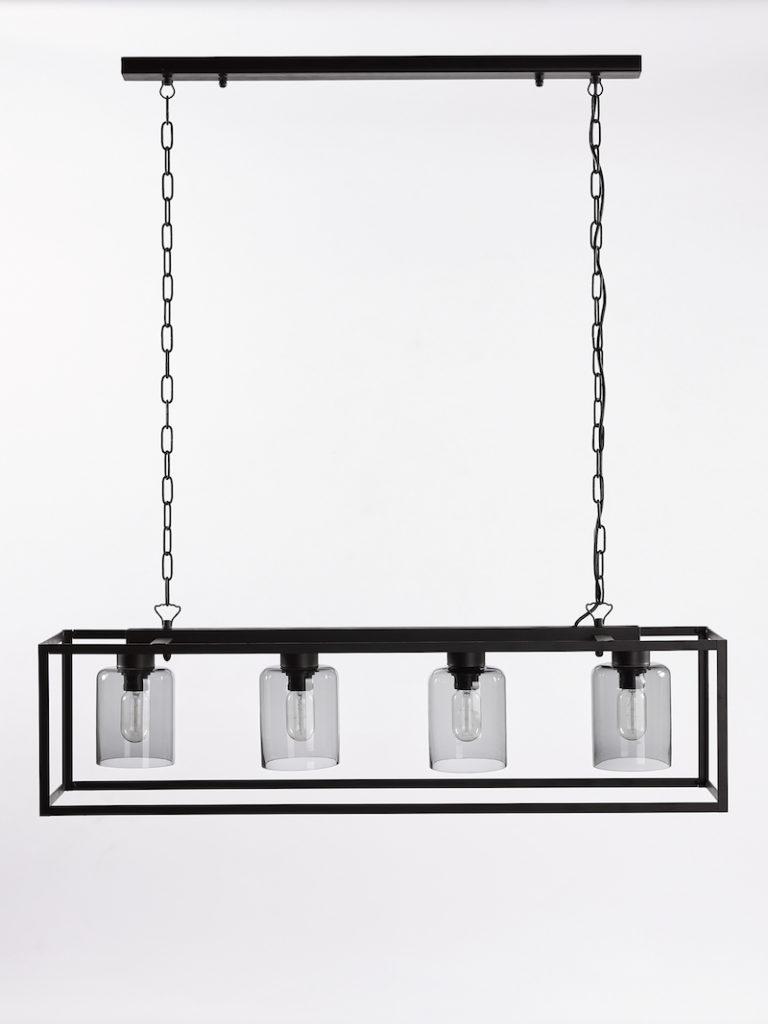 3408-T4-RU - Kroonluchter - Landelijke meubels en verlichting - Sarah Mo
