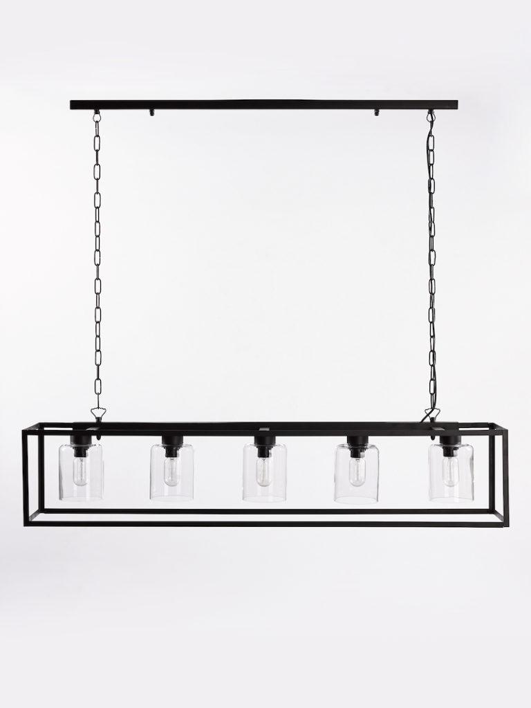 3408-T5-RU - Kroonluchter - Landelijke meubels en verlichting - Sarah Mo