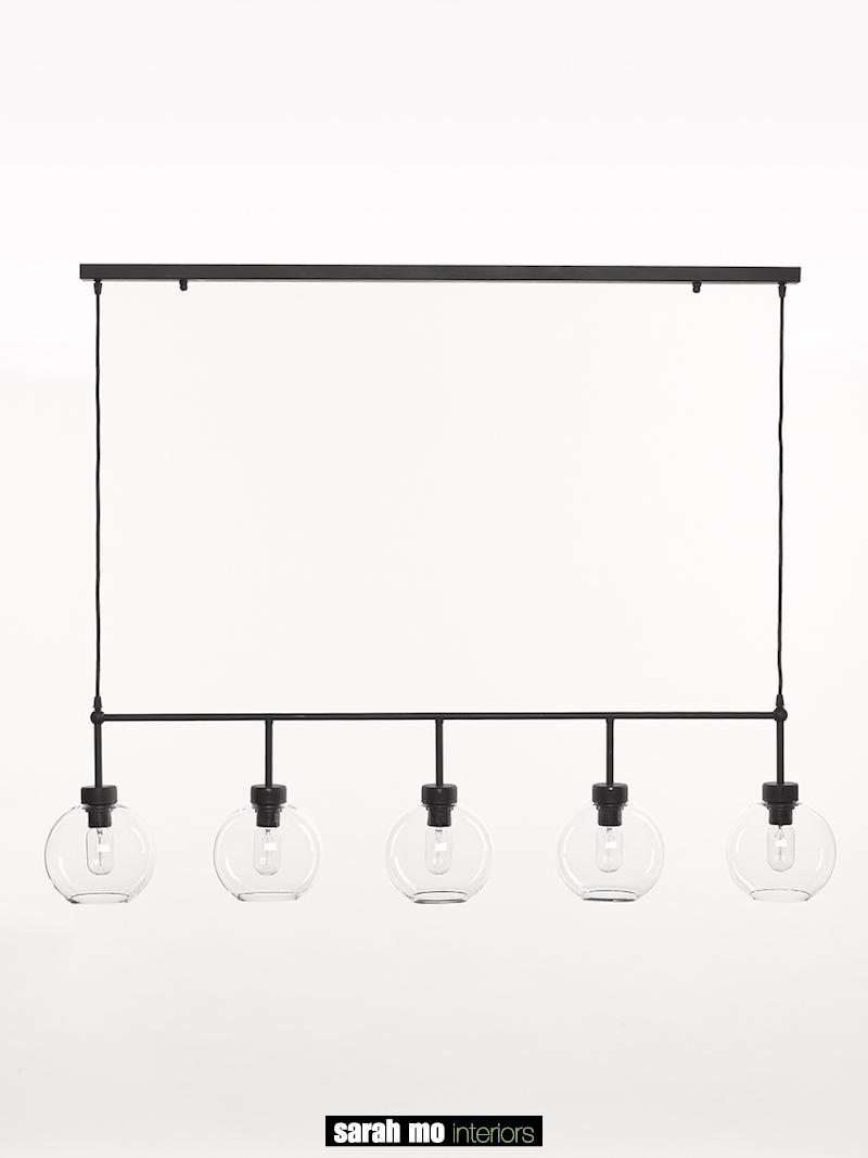 3459-T5-GL-RU - Lichtpunt - Landelijke meubels en verlichting - Sarah Mo