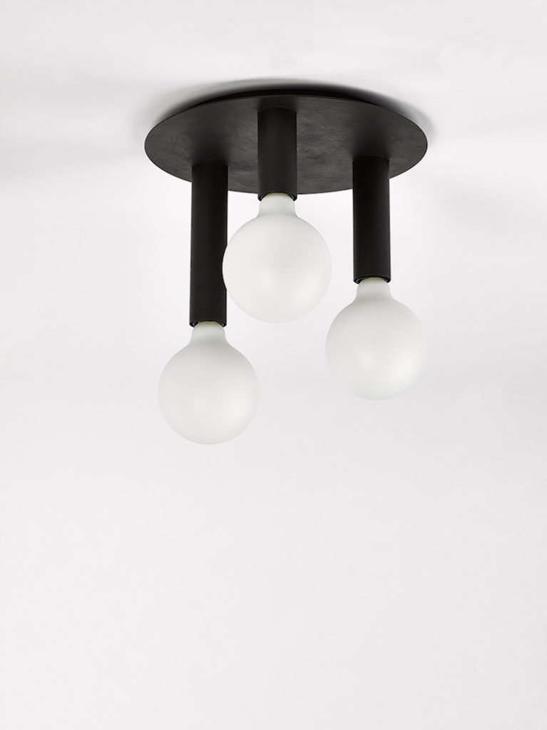 3463-PL3-RU - Van Dijck Verlichting - Landelijke meubels en verlichting - Sarah Mo