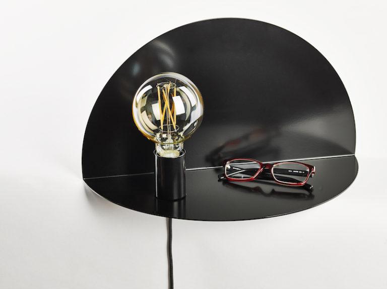 3505-A1-D40-NP - Wandlampen en schansen - Landelijke meubels en verlichting - Sarah Mo