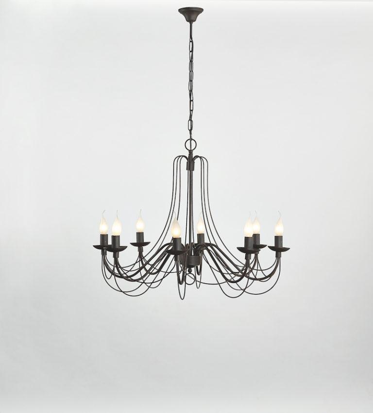 604-8-RU - Verlichting - Landelijke meubels en verlichting - Sarah Mo