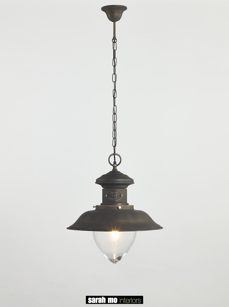 AL16-40-DB - Kroonluchter - Landelijke meubels en verlichting - Sarah Mo