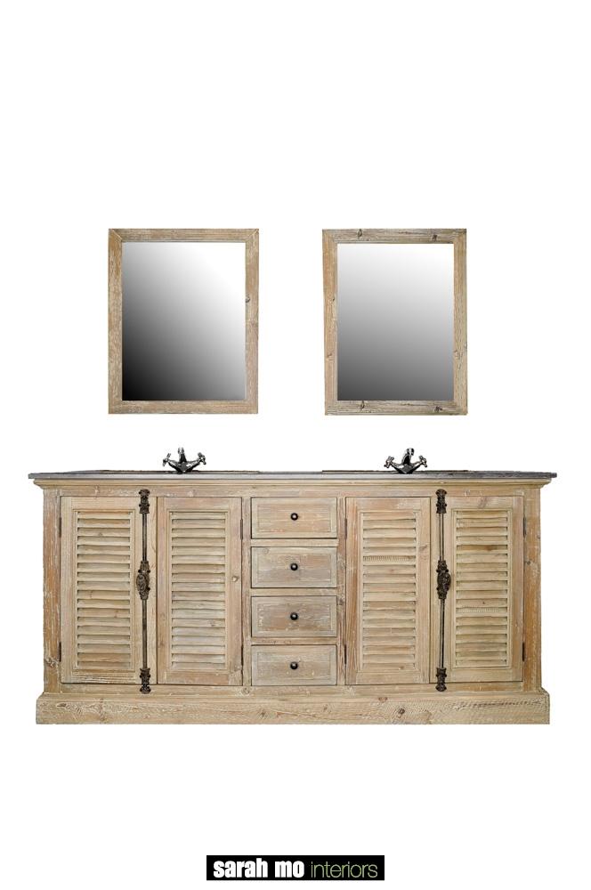 BATH-150W & 100M - Badkamer - Landelijke meubels en verlichting - Sarah Mo