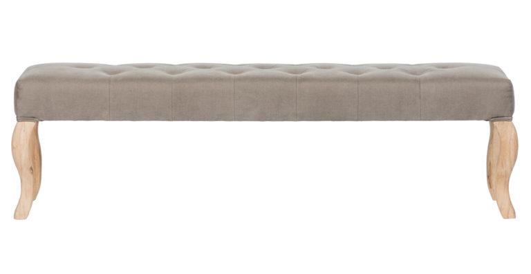 Bed in eik met voeteinde - Slaap - Landelijke meubels en verlichting - Sarah Mo
