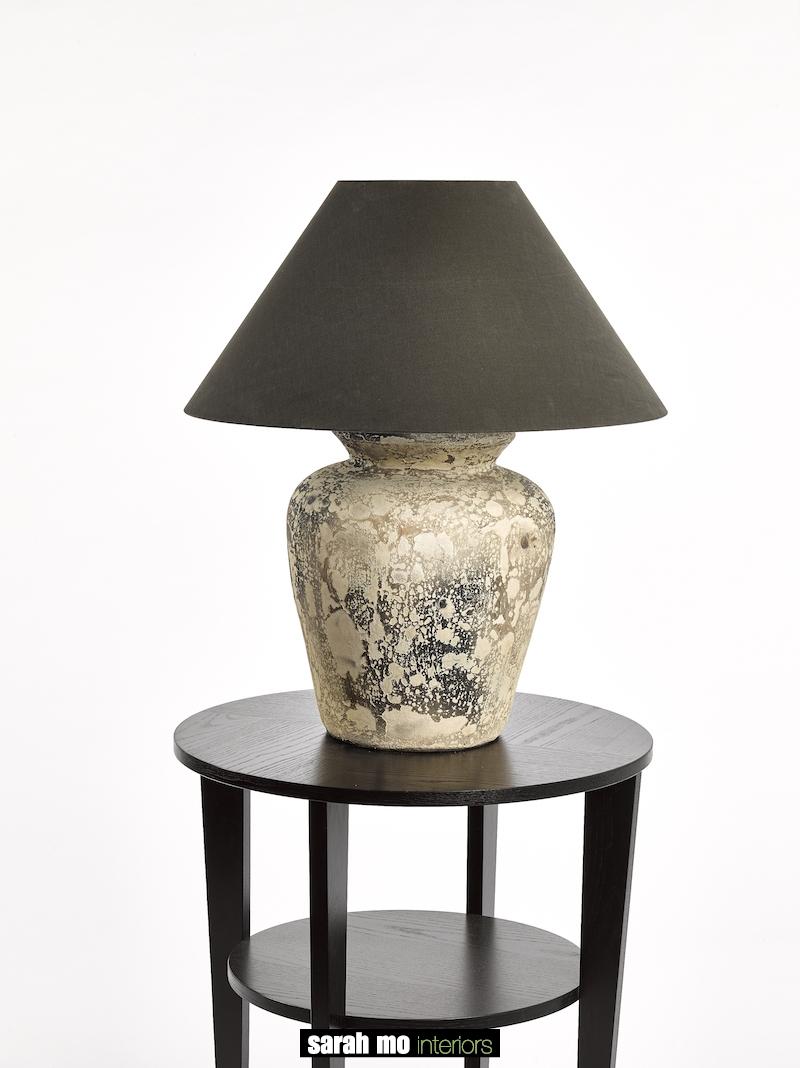 BORA GREY - Tafel - Landelijke meubels en verlichting - Sarah Mo