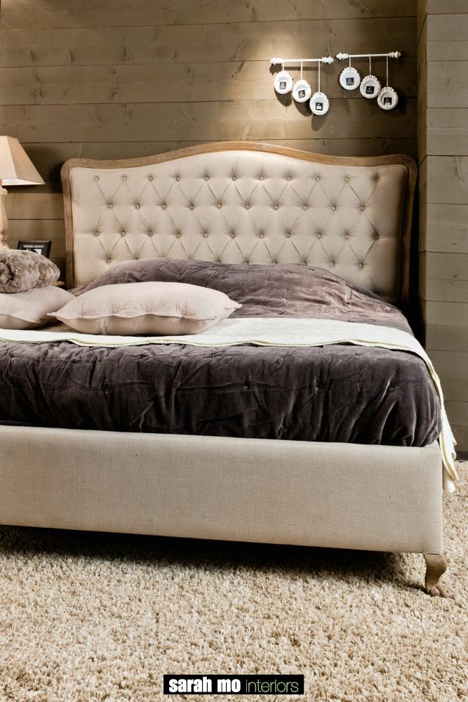 Slaapkamer - Landelijke meubels en verlichting - Sarah Mo