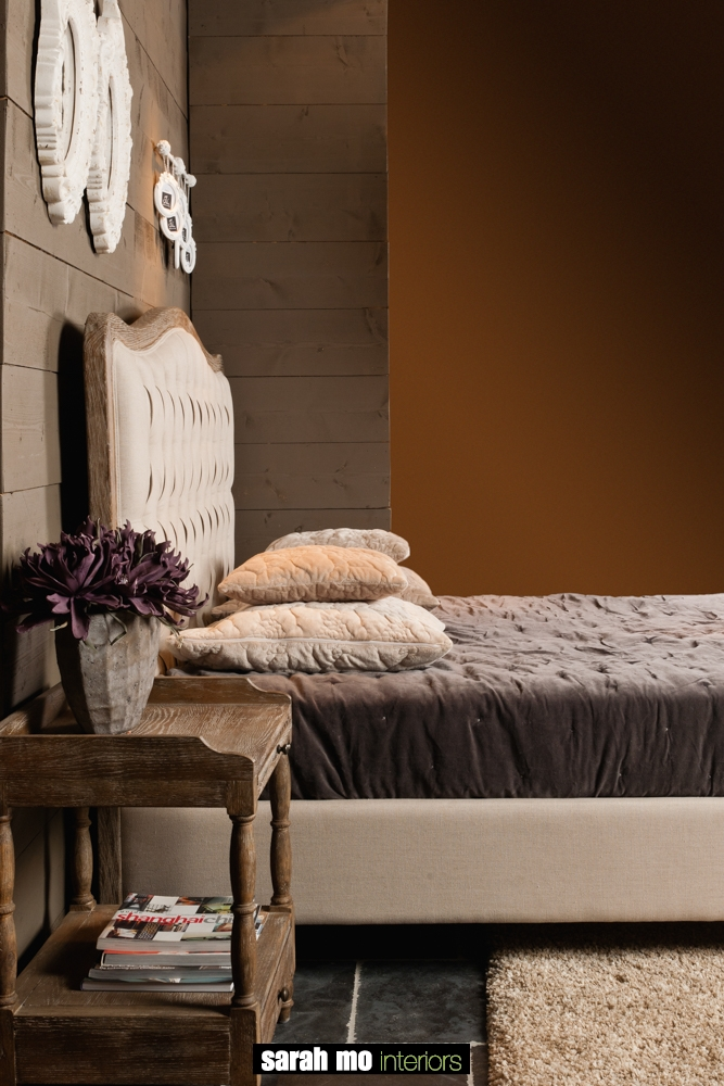 Nachtkastje - Landelijke meubels en verlichting - Sarah Mo