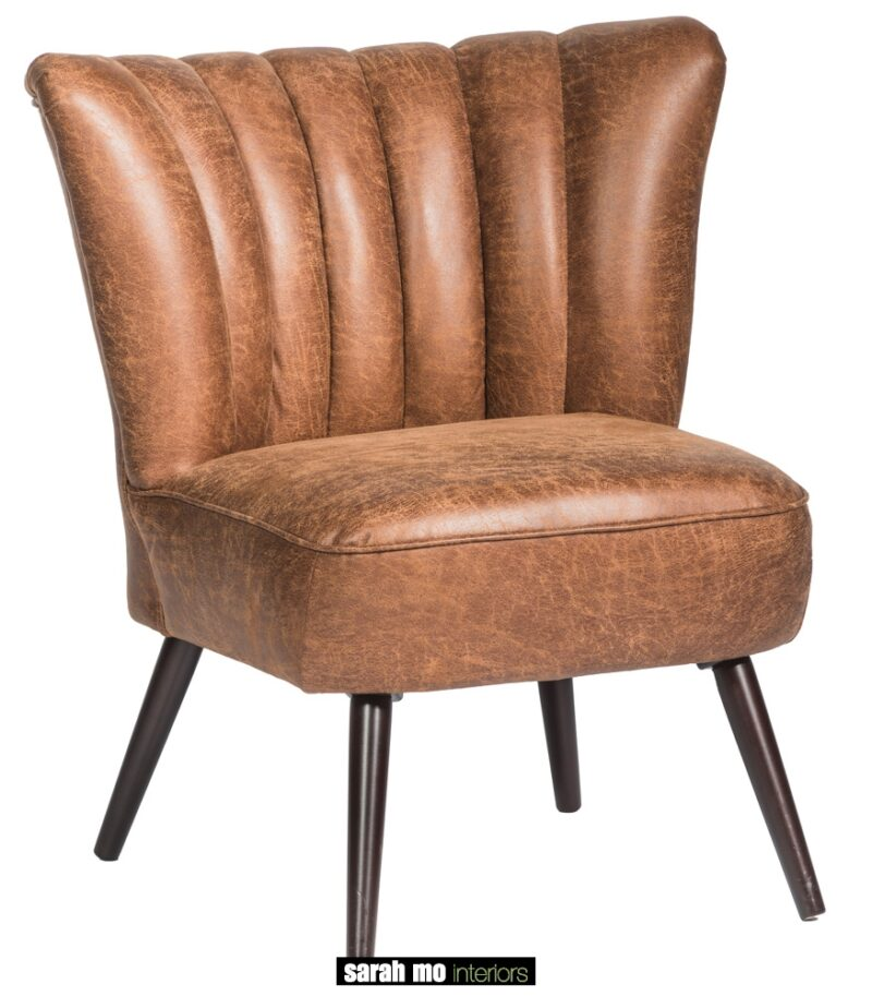 Fauteuil in diverse bekledingen verkrijgbaar - Fauteuil - Landelijke meubels en verlichting - Sarah Mo