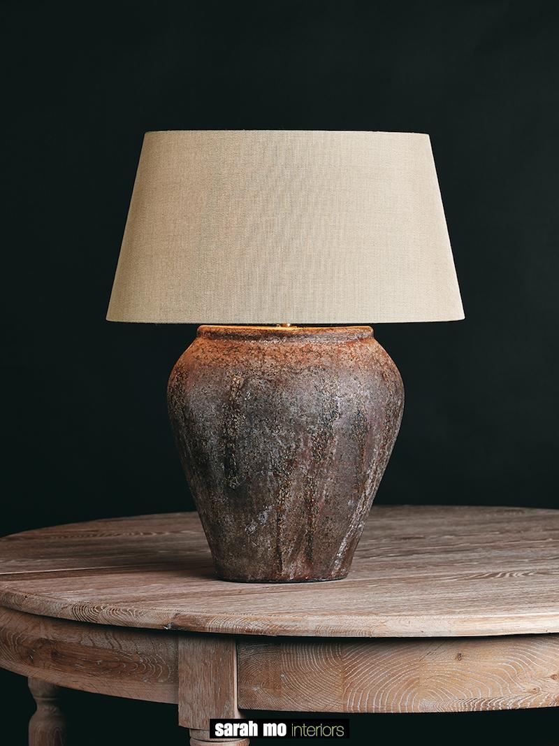 CHILTON-OVAL-VINTAGE - Verlichting - Landelijke meubels en verlichting - Sarah Mo
