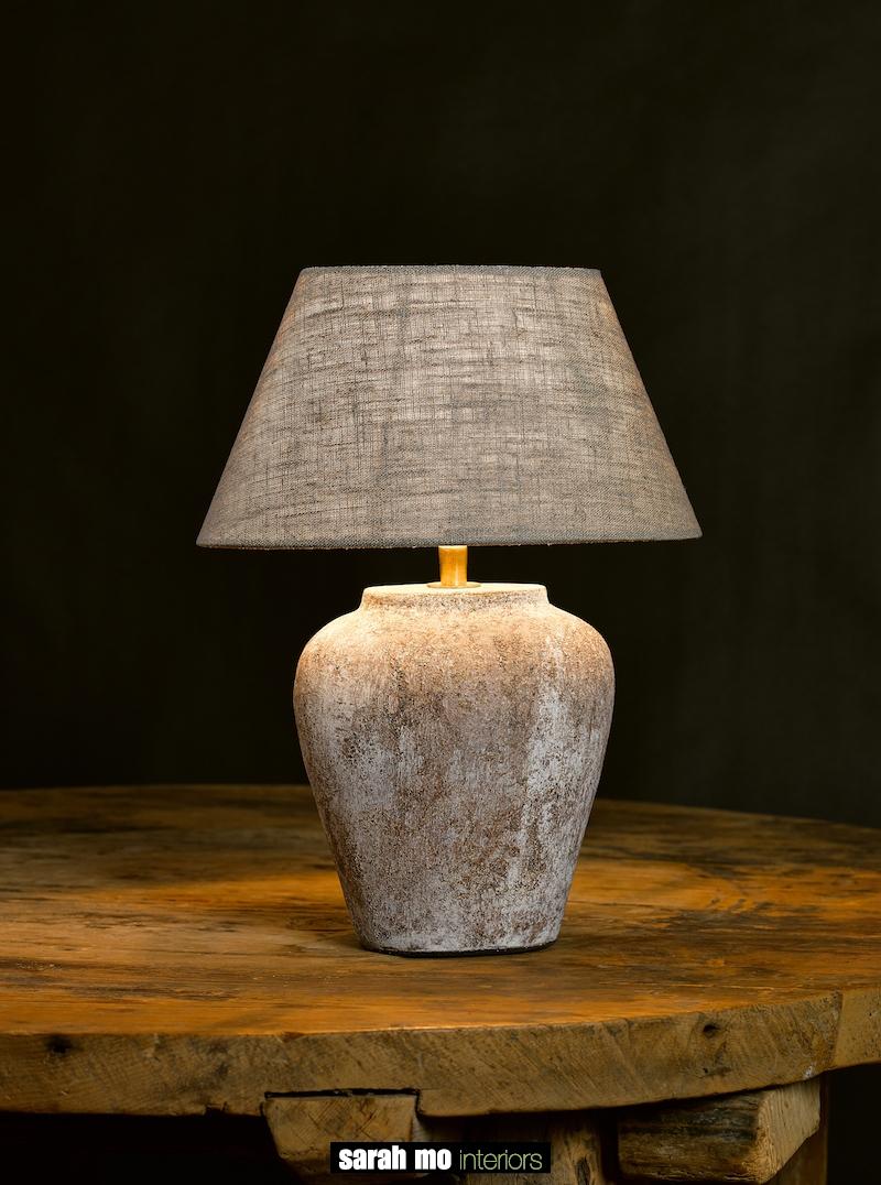 CHILTON-XS-SCOTCH - Lampenkap - Landelijke meubels en verlichting - Sarah Mo
