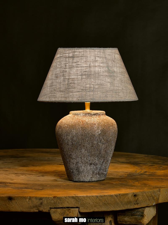 CHILTON-XS-VINTAGE - Lampenkap - Landelijke meubels en verlichting - Sarah Mo