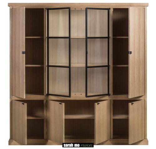 Vitrine - Landelijke meubels en verlichting - Sarah Mo