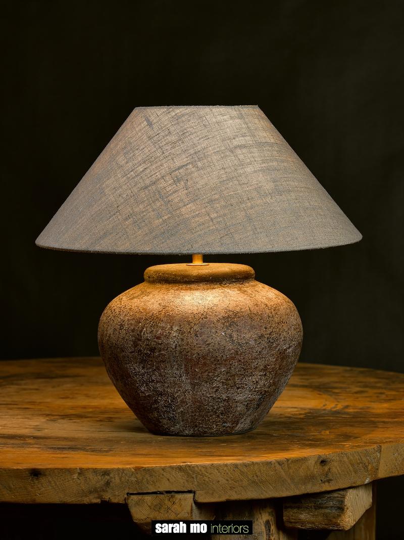 GENUA-XS-VINTAGE - Lampenkap - Landelijke meubels en verlichting - Sarah Mo