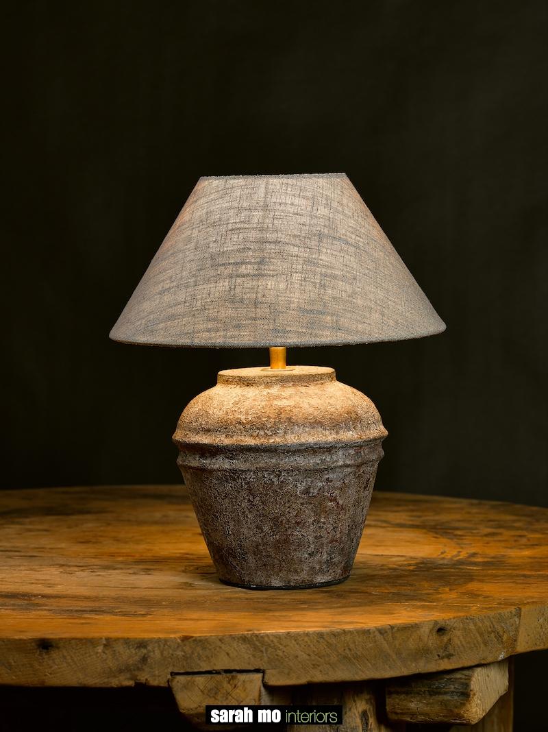 HAMPTON-XS-VINTAGE - Lampenkap - Landelijke meubels en verlichting - Sarah Mo