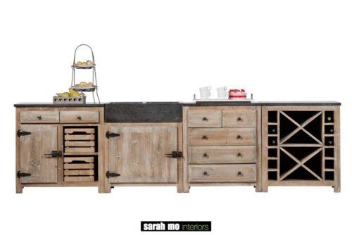 KITCH-10 - Keuken - Landelijke meubels en verlichting - Sarah Mo