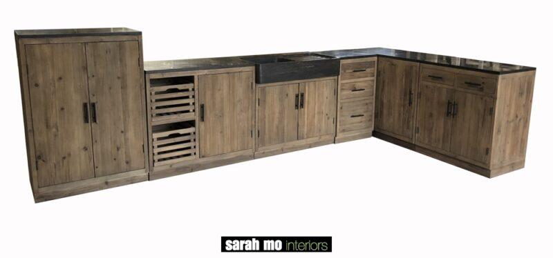 KITCH-16 - Keuken - Landelijke meubels en verlichting - Sarah Mo