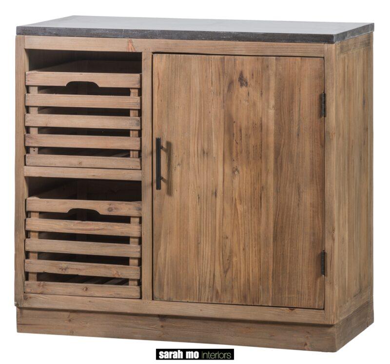 Keukenkast - Landelijke meubels en verlichting - Sarah Mo