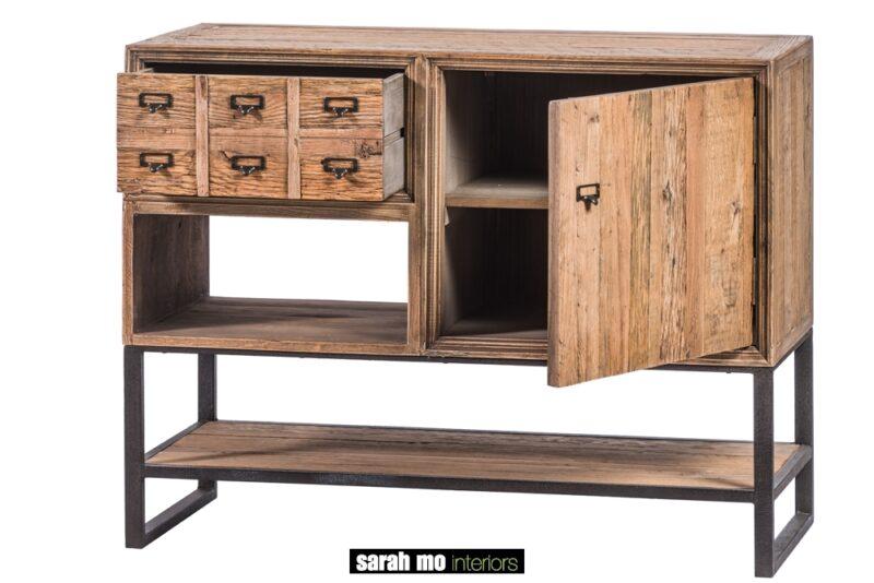 Meubelen Theo - Landelijke meubels en verlichting - Sarah Mo