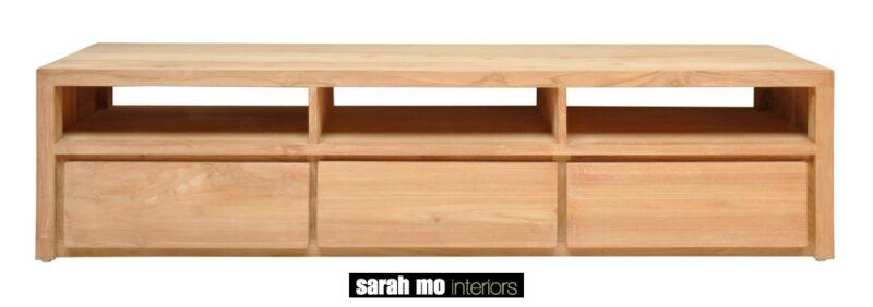 POL101 - Meubilair - Landelijke meubels en verlichting - Sarah Mo