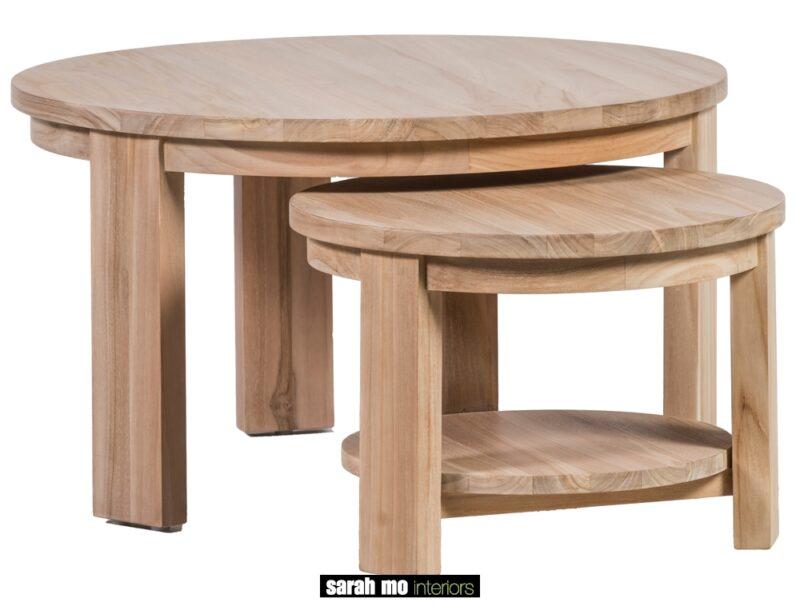 Tafel teak - Tafel - Landelijke meubels en verlichting - Sarah Mo